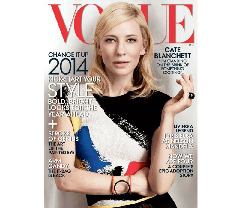 Cate Blanchett Vogue USA 3