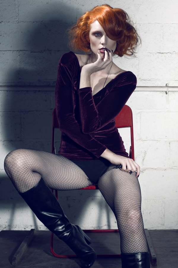 Jena Dover in DAME for Gaschette Magazine (8)