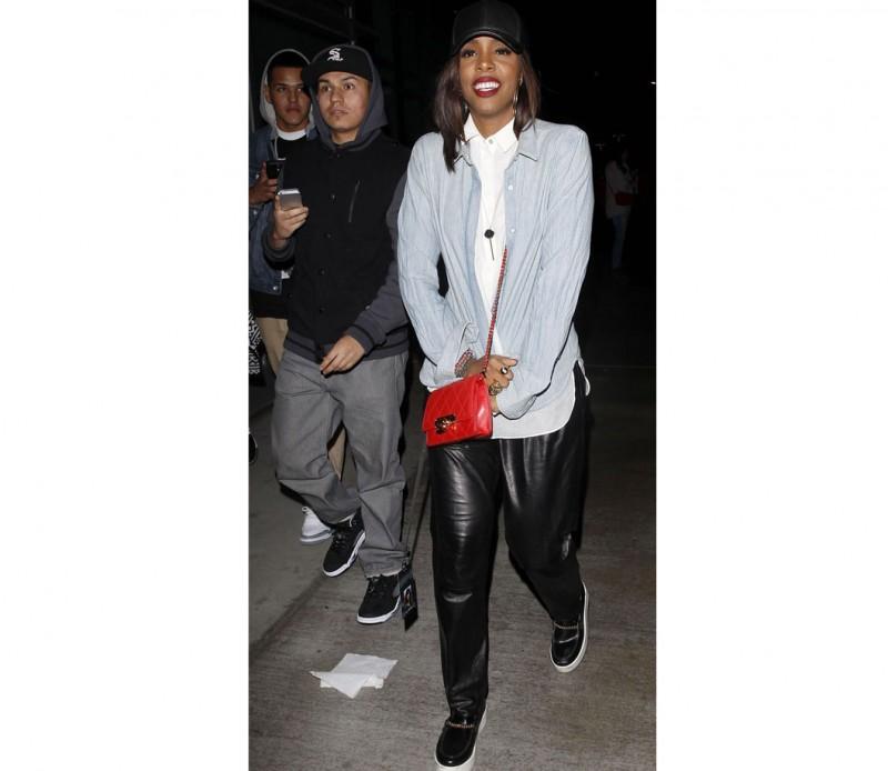 Kelly Rowland capa