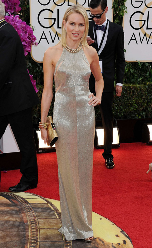 Naomi Watts - Golden Globes 2014 - Tom Ford (1)
