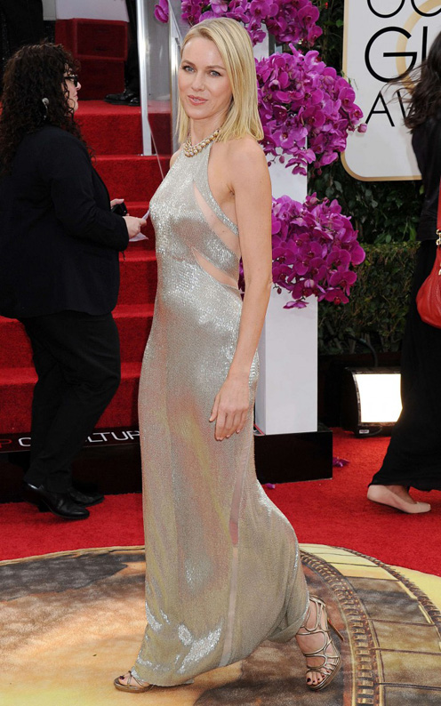Naomi Watts - Golden Globes 2014 - Tom Ford (2)