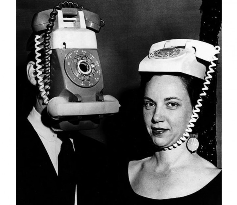 Phone hat