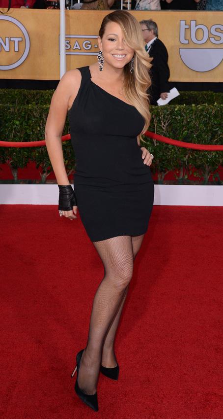 SAG Awards 2014 -  Mariah Carey