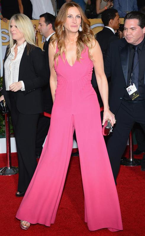 Screen Actors Guild 2014 Julia Roberts