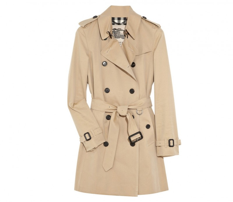 trench coat burberry capa
