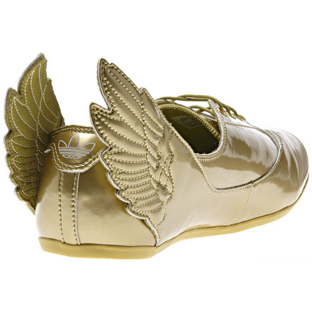 JS WINGS EASY FIVE GOLD MIRROR Leather (LEA)