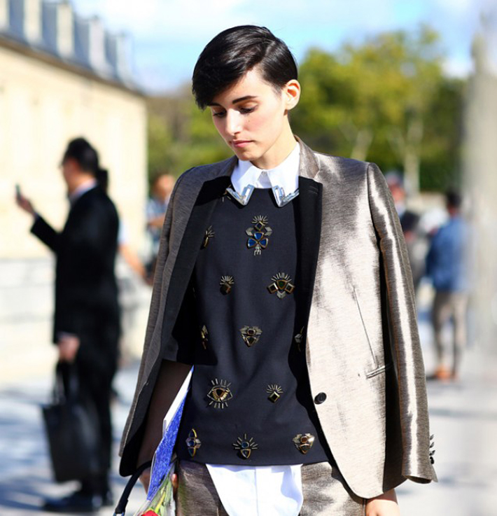 street trend Paris