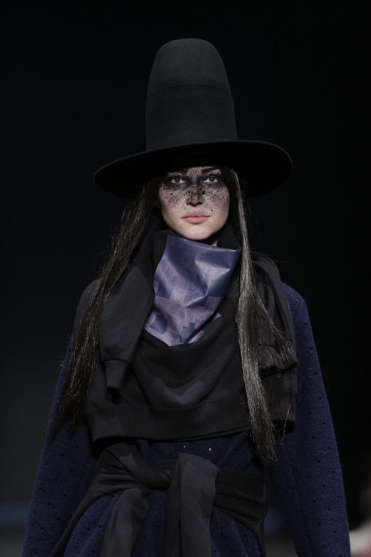 Alexandra Moura | Winter 2015 | ModaLisboa - Vision