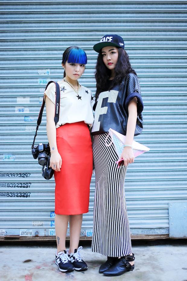tokyo street trend sport