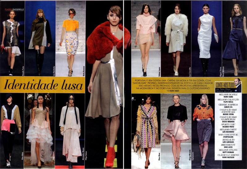 Créditos: Revista FLASH! por Nuno Tiago