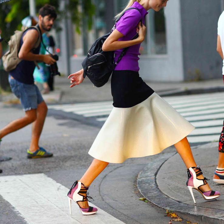 Street trend Paris TrendTHISWAY