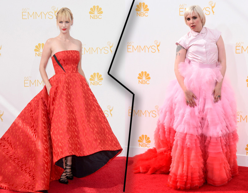 Best and Worst dressed - Emmys Awards 2014