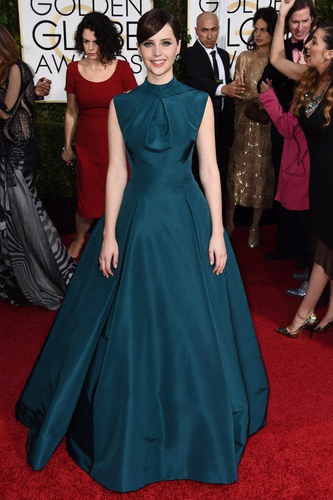 Felicity Jones - Dior