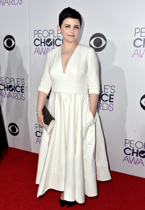 Ginnifer Goodwin in Delphine Manivet