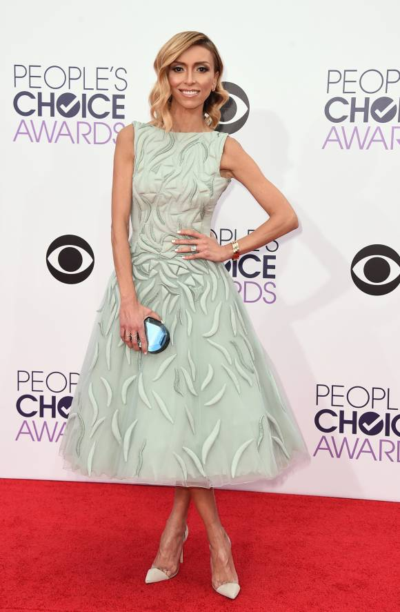 Giuliana Rancic - Tony Ward