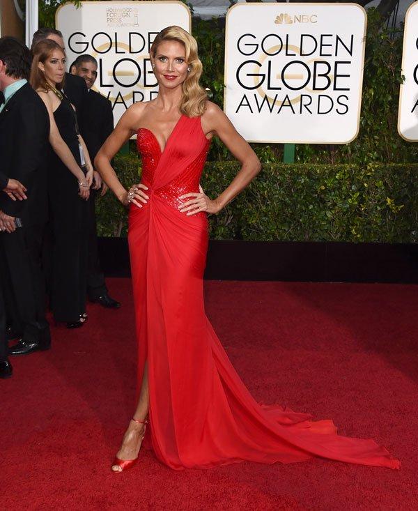 Heidi Klum - Versace