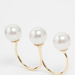 ASOS Triple Faux Pearl  €10,96