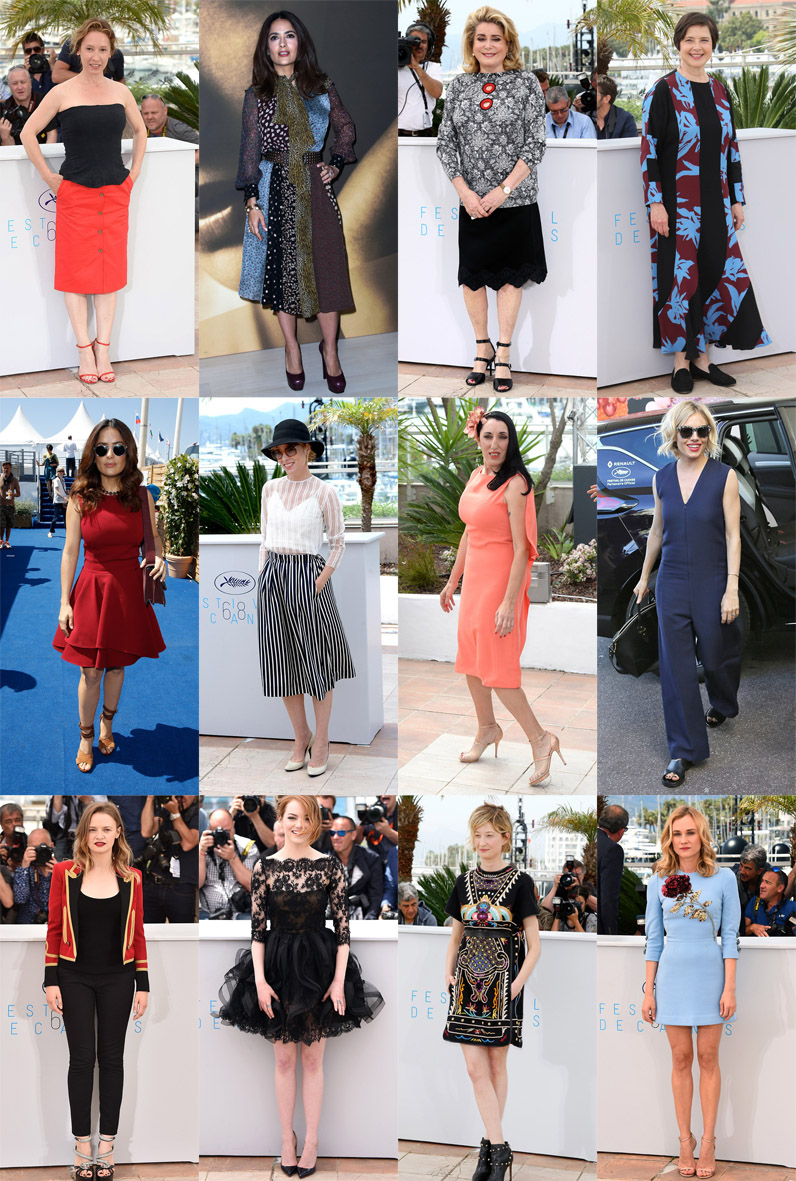 Top 15 Piores Looks Diurnos - Cannes 2015