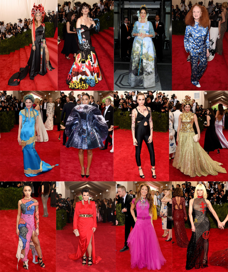 Worst Dressed - Met Gala