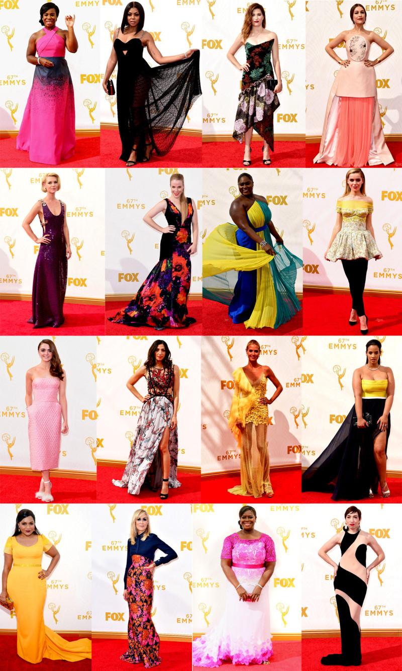 Emmys 2015 - Pior Vestidas 2