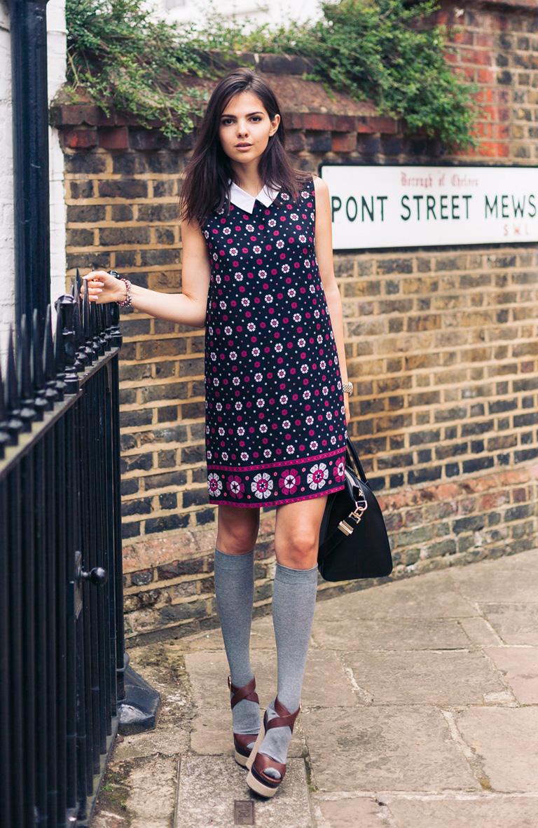 Street Style - 60's Trend (1)