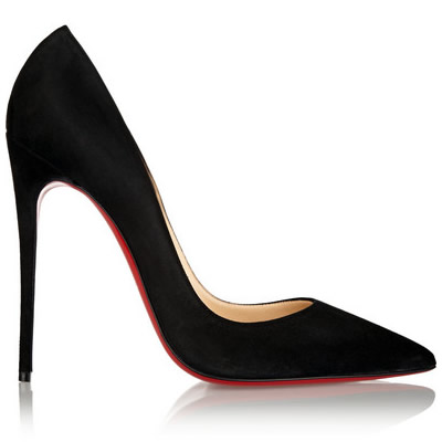 STILLETOS CHRISTIAN LOUBOUTIN, 550€ na Net-a-porter