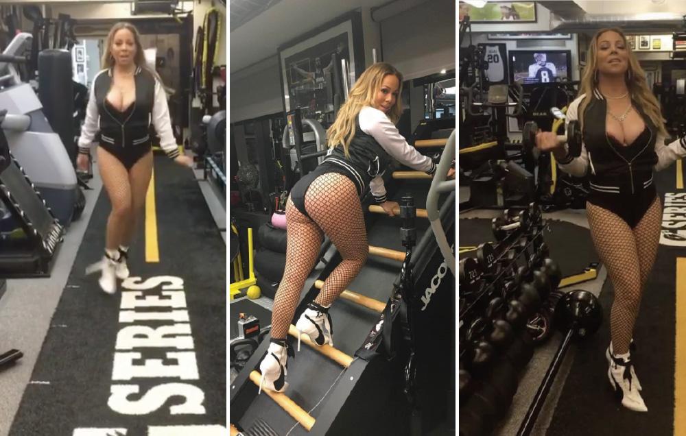 mariah-carey-gym-lingerie