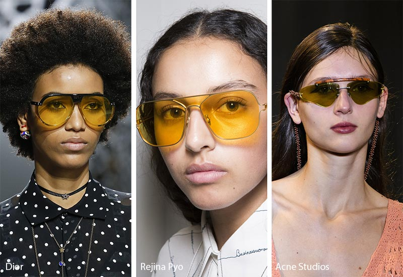 spring_summer_2018_sunglasses_eyewear_trends_yellow_lenses_sunglasses