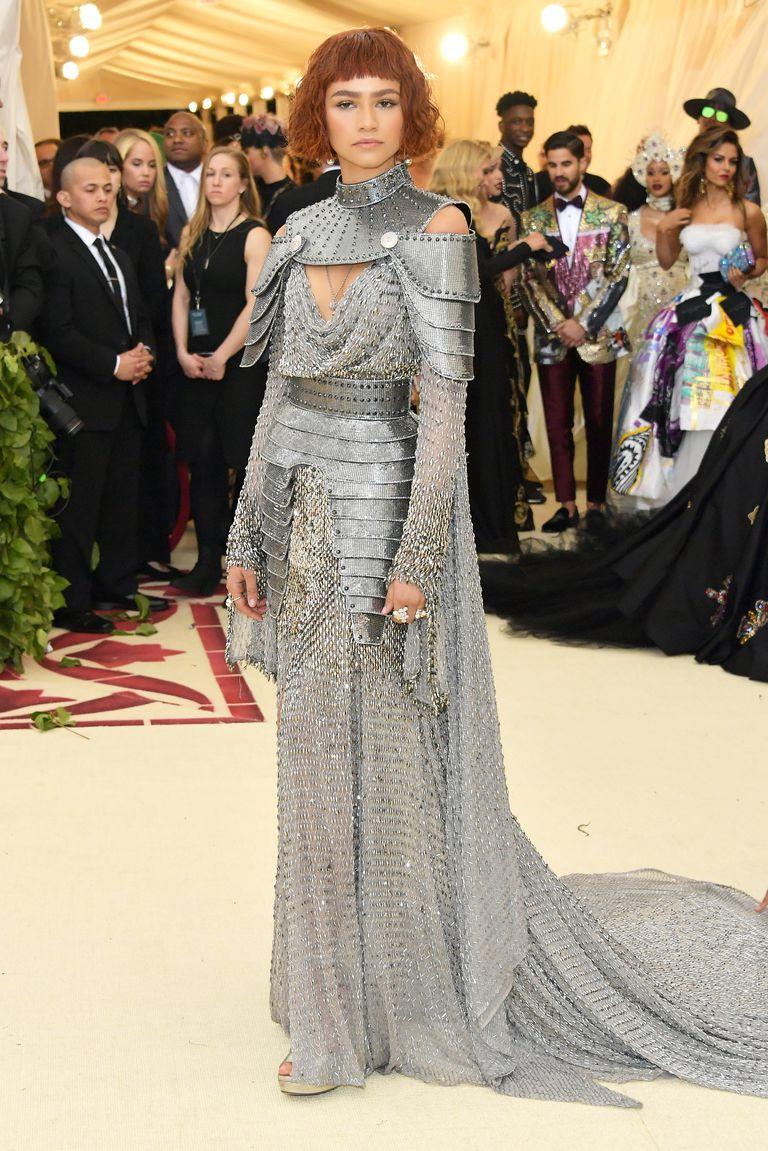 Zendaya in Versace - VERDE